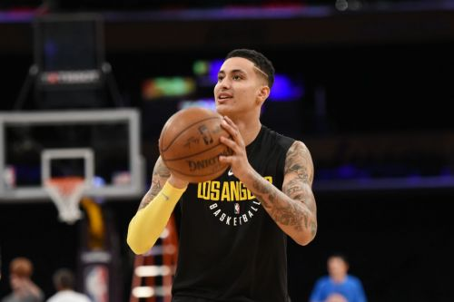 Kyle Kuzma was part of the 2018 NBA All-Rookie First Team.