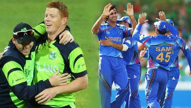Ireland and Afghanistan joined the elite group of test playing nations