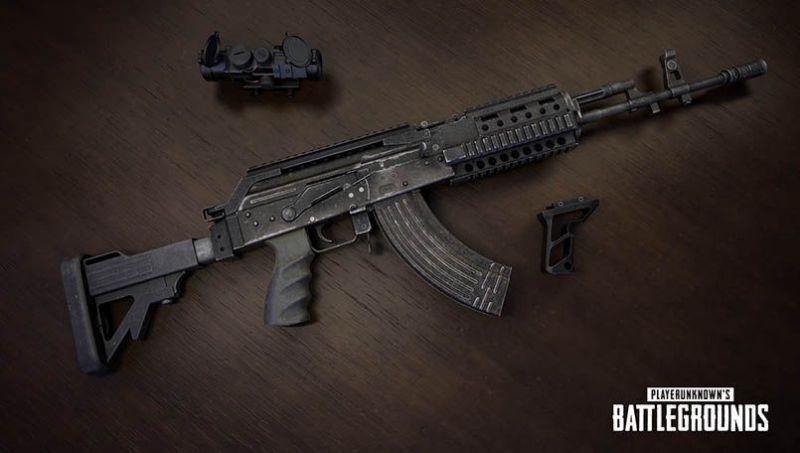 M762 PUBG