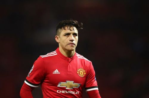 Alexis Sanchez is yet to make an impact at the Old Trafford.