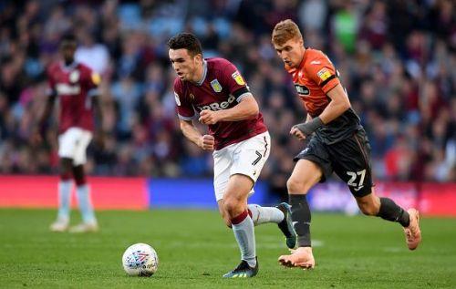 John McGinn provided an assist and netted a goal for Aston Villa