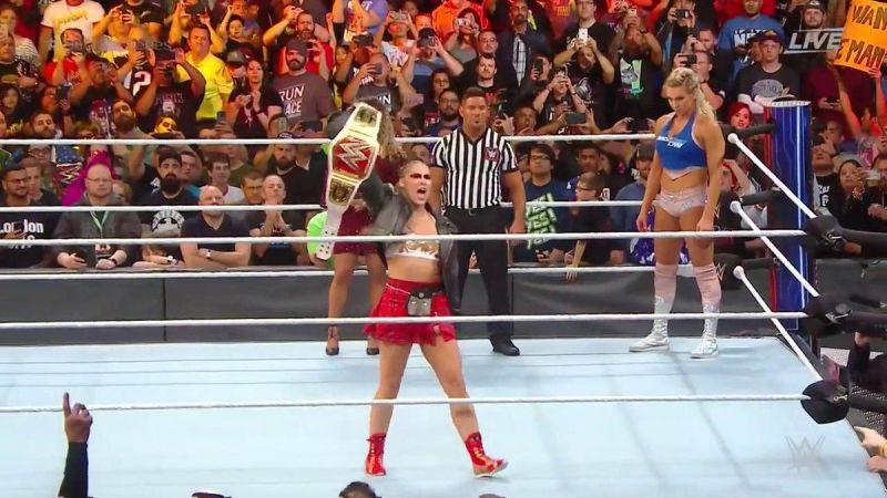 Image result for ronda vs flair