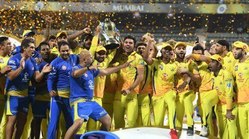 चेन्नई सुपर किंग आईपीएल चैंपियन 2018
