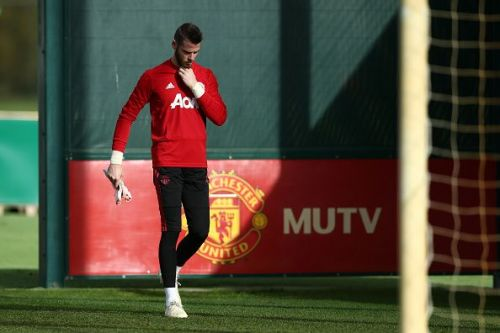 Manchester United have found a replacement for David De Gea