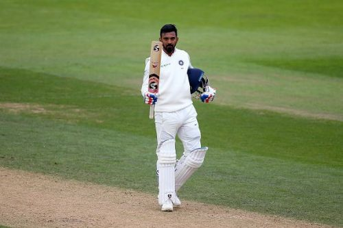 KL Rahul with a superb ton at the Oval.