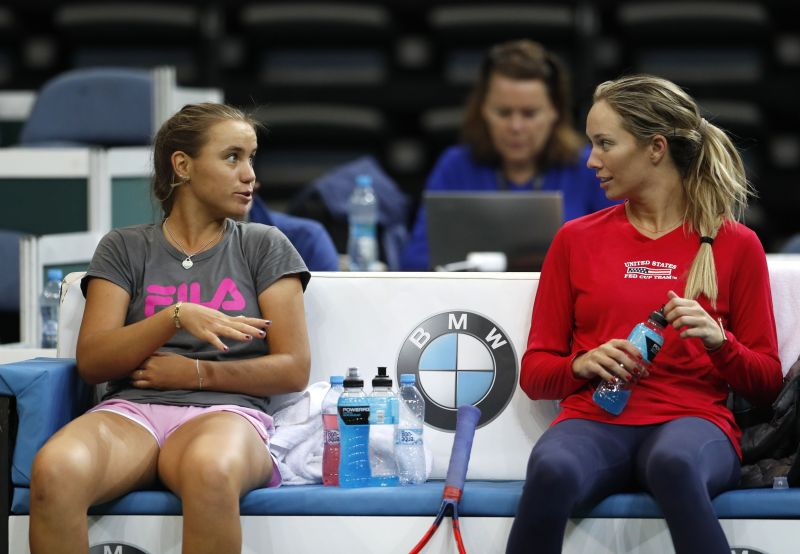 Kenin to open Fed Cup final for US against Strycova