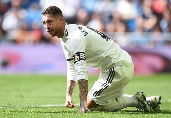 Real Madrid Sergio Ramos apologised to Milan Havel later