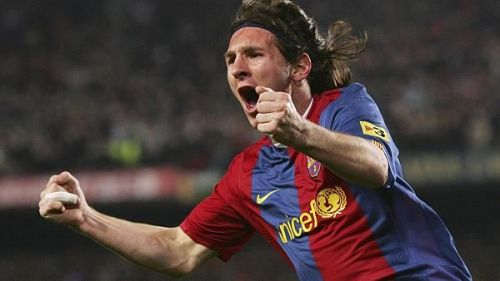 Messi completed his first hattrick against Madrid in the 94th minute