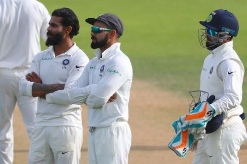 Virat Kohli's top-ranked Indian team crashed to a 1-4 series defeat on English shores