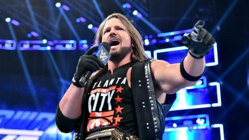 AJ Styles has held the Championship Belt for an amazing 365+ days!