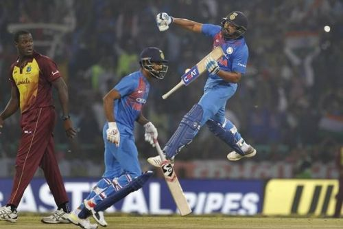 India whitewashed the Windies 3-0 in the recently concluded T20I series