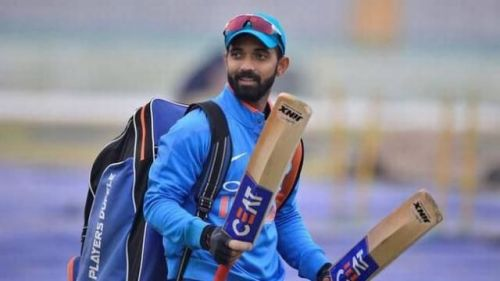 Rahane used to be one of India's most technically sound batsmen