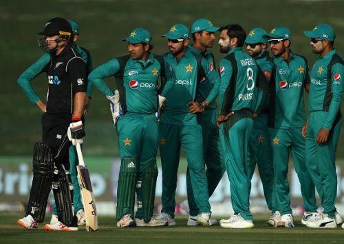 Pakistan v New Zealand - 1st One Day International