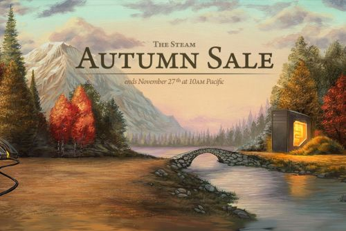 Steam Autumn Sale 2018 now live