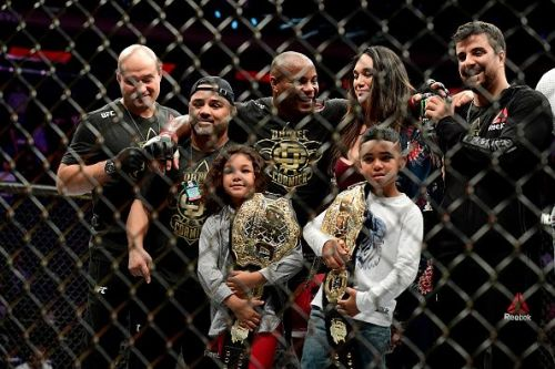 UFC 230 Cormier v Lewis