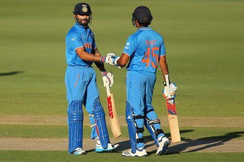 India v United Arab Emirates - 2015 ICC Cricket World Cup