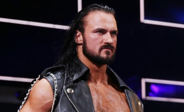 Drew McIntyre is all set to become Raw
