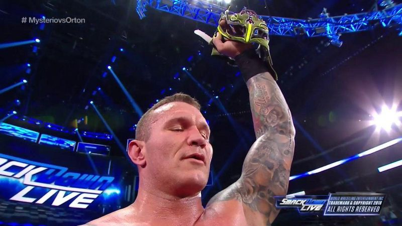 Randy Orton is the best heel in sports entertainment