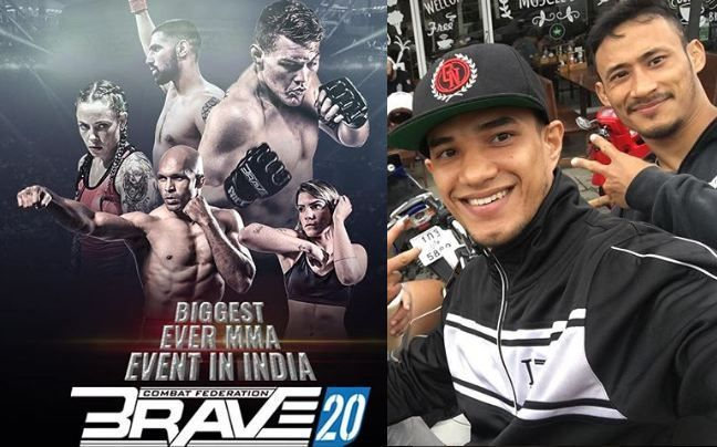 Brave 20 will be held in Hyderabad on 21st December.