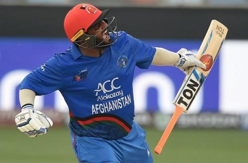 Shahzad broke the record for the fastest fifty and highest score in the tournament
