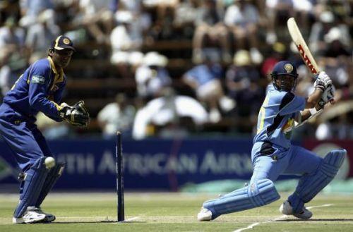 Sachin Tendulkar was the highest run-scorer of 2003 edition