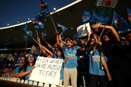 Australia v India - 3rd T20