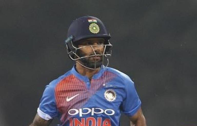 शिखर धवन - 1000 टी20 अंतरराष्ट्रीय रन