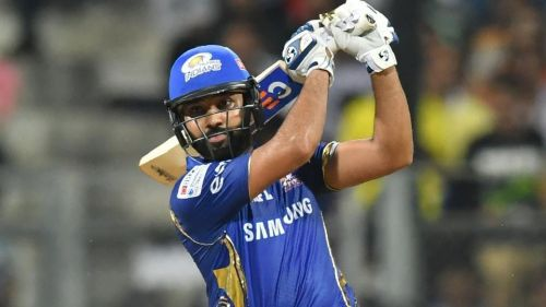 Mumbai Indians skipper -Rohit Sharma