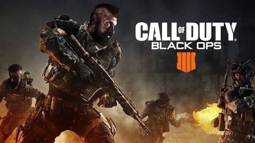 Call of Duty: Black Ops 4 topped the charts