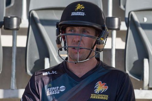 McDonalds Super Smash T20 - Canterbury Kings v Wellington Firebirds