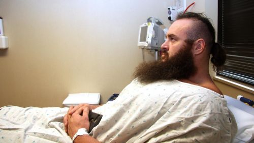 Braun Strowman may be out for a while