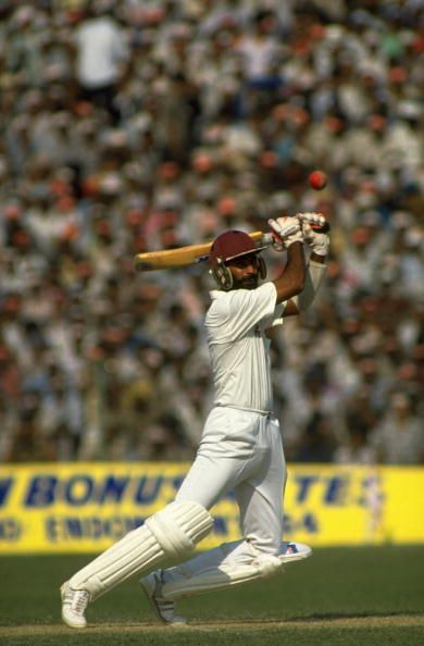Navjot Sidhu hit a record 8 sixes in a Test against Sri Lanka in 1994 at Lucknow