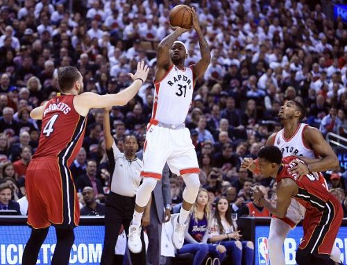 Miami Heat v Toronto Raptors - Game Seven