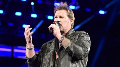 Chris Jericho's last match may already be planned