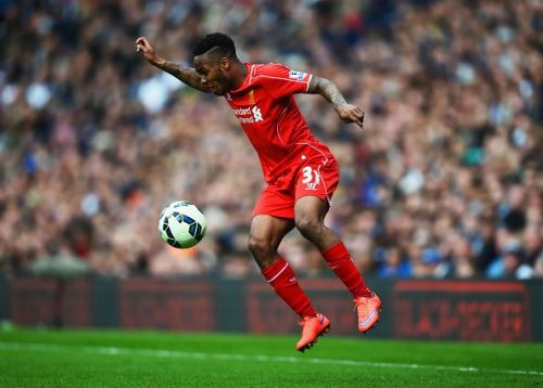 His departure from Liverpool was acrimonious