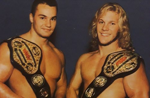 Storm and Jericho have history