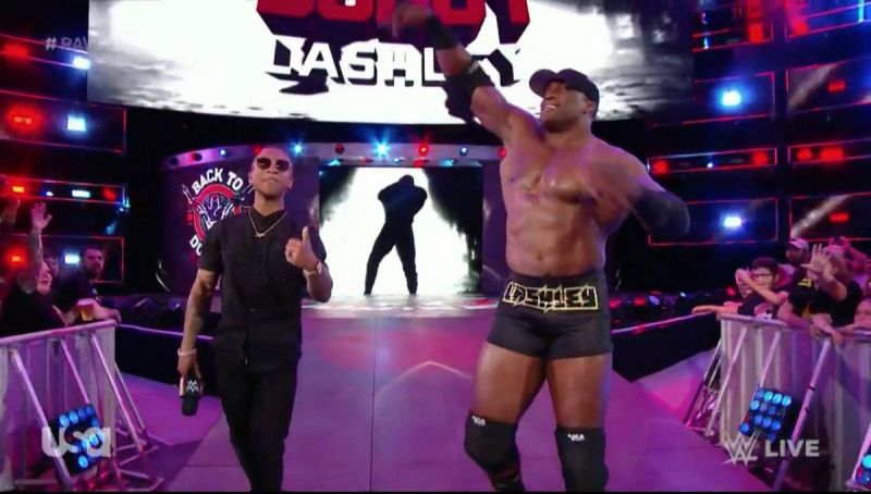 If Lashley replaces Strowman, a brutal match will be seen at Royal Rumble