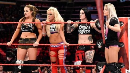 They may be the youngest but they have what it takes to make it in WWE