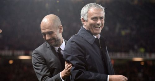 Another chapter in the incredible rivalry: Pep vs Mourinho again