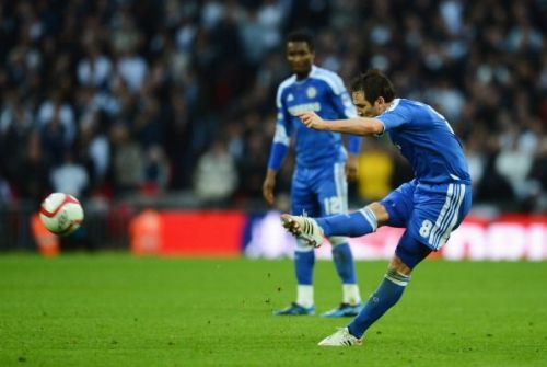 Lampard was an integral part of Jose Mourinho's Chelsea