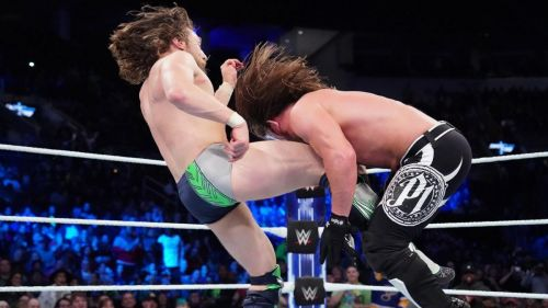 Could Daniel Bryan make the low blow his thing?