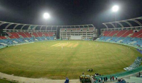 The International Cricket Stadium in Lucknow