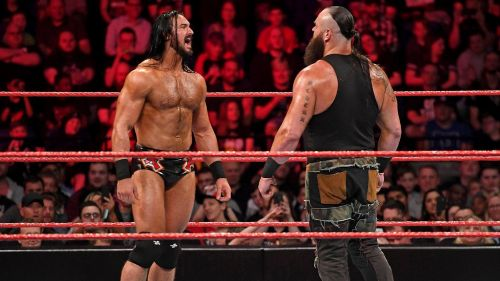 Drew McIntyre will most probably play a role in the match