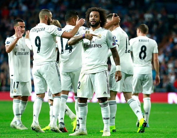 The champions, Real Madrid have not been impressive