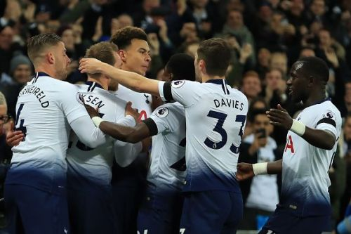 Tottenham put an end to Chelsea's unbeaten start to the season