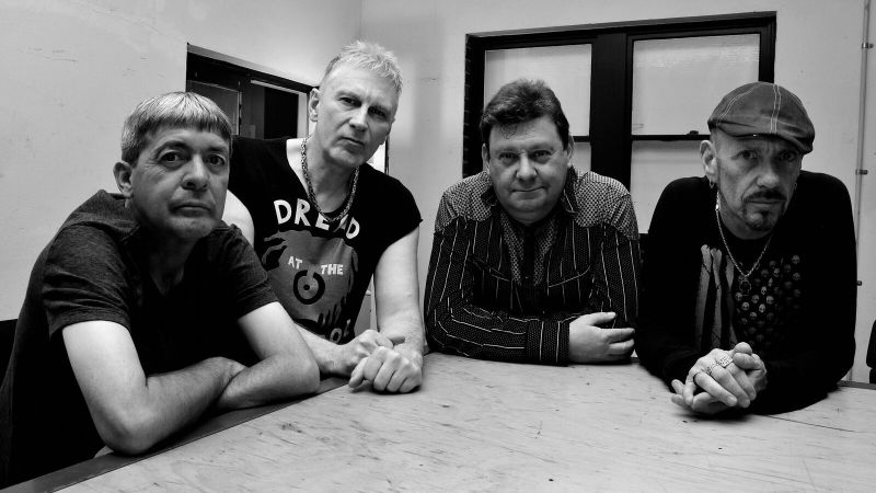Stiff Little Fingers / Photo courtesy of Chip Ruggieri