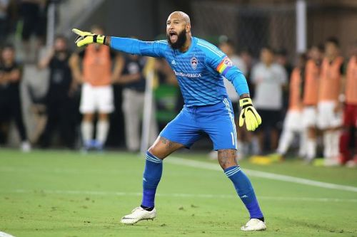Colorado Rapids goalkeeper has faced one of the most complicated nervous disorders.
