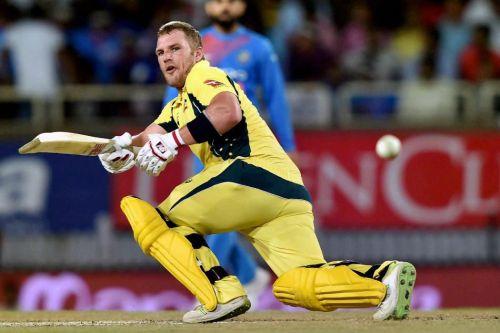 Australia's batting is too dependent on Aaron Finch