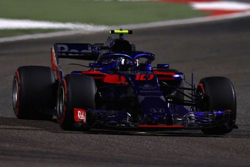 Pierre Gasly put in one of the performances of the season in Bahrain