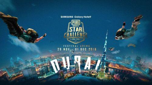 PUBG Star Challenge (Image courtesy: PUBG Mobile Facebook)